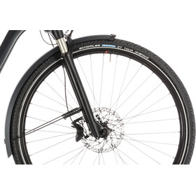 Cube Town Sport Hybrid EXC 500 Bicicletta elettrica da città Trapez grigio